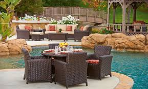 Resort Style Patio Furniture Amusing Resort Patio Furniture In Interior Home Inspiration With