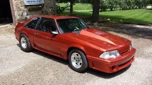 1988 gt mustang 1988 ford mustang gt fox drag car 331 stroker turbo