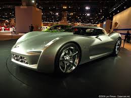 chevrolet supercar 2009 chevrolet corvette stingray concept gallery chevrolet