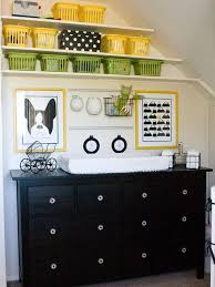 Changing Table Clearance Diy Changing Table Dresser Organization With Storage And Drawer