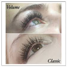 Eyelash Extensions Natural Look Classic Vs Volume Lashes Which Style Is Best For You U2014 Beauty By