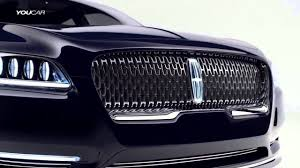 Lincoln Continental Price 2016 Lincoln Continental Concept Nyias 2016 Youtube