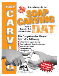 how to prepare for the soap carving manual dexterity test of the