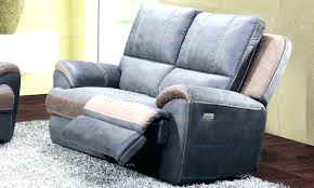 canap relax 2 places tissu canape relax 2 places tissu canape relax manuel 2 places cuir epais