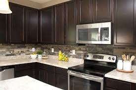 pictures of kitchen backsplashes faux kitchen backsplash how to nest for less