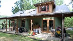 cob houses live debt free with sustainable development youtube