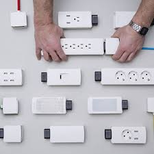 Electrical Outlet Strips Under The Cabinet Best 25 Power Strips Ideas On Pinterest Extension Plug Power