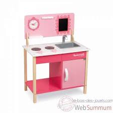 mini cuisine mademoiselle janod dans jouets en bois janod sur le