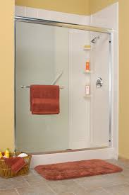 replace tub with shower base showers decoration old tub with walk in shower replace