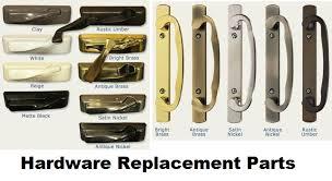 Awning Window Lock Kolbe Window Door Parts Hardware Window And Door Replacement