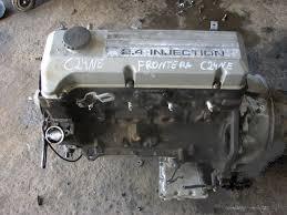 opel frontera engine контрактный двигатель opel frontera 2 4i модель c24ne б у