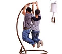 indoor bamboo swing chair cane swing hammock hanging pod chair