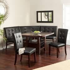 breakfast table with storage excellent kitchen nook sets with storage built in bench seat corner