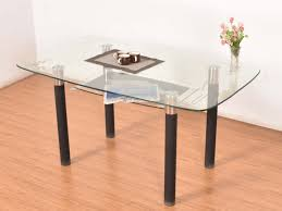 smyle glass top dining table by housefull buy and sell used