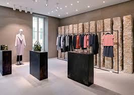 fashion boutique giada fashion boutique by claudio silvestrin milan italy