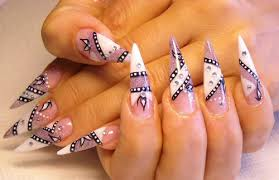 35 creative nail art designs boost inspiration