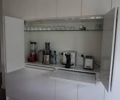 kitchen appliance storage ideas 42 creative appliances storage ideas for small kitchens digsdigs