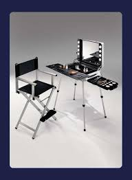 portable hair and makeup stations kryolan portable make up station evolution 101evo 10 46304