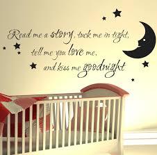 Vinyl Wall Decals For Nursery Nursery Sayings Wall Decals Nursery Wall Quotes Baby Quotes Vinyl