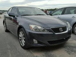 lexus 250 is 2006 salvage lexus is250 for sale at copart auto auction autobidmaster