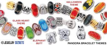 themed bracelets pandora bracelet themes jewelry secrets