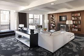 Esszimmer New York The Surrey Hotel Luxushotel Und Sternerestaurant In Einer Stadt 1