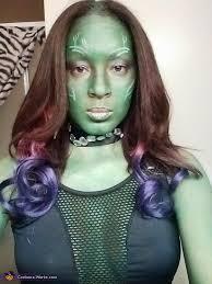 gamora costume of the galaxy gamora costume