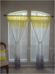 kitchen curtains yellow curtains drapes awesome orange kitchen curtains beautiful