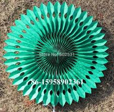 aliexpress com buy 20pcs lot 30cm hollow out fan paper umbrella