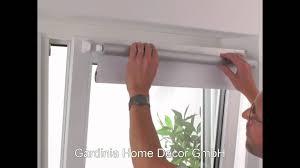 gardinia easyfix thermo rollo montagevideo einfache montage