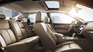 nissan murano interior 2016 how the nissan altima u0027s zero gravity seats give you better support