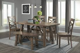 laurel foundry modern farmhouse bailee 6 piece dining set 6 piece kitchen dining room sets sku lfmf2491 default name