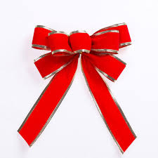 christmas ribbons and bows large bow christmas ribbons bow for festival decoration christmas