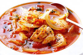 Stew Ideas Fish Fennel And Tomato Stew