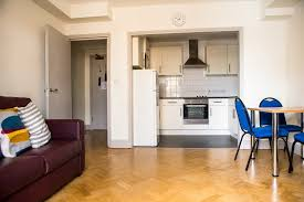 Residential Accommodation In Central London For Postgraduate - One bedroom apartment in london