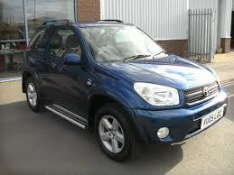 toyota rav4 3 door for sale used toyota rav4 2005 petrol 2 0 xt3 3dr 4x4 blue manual for
