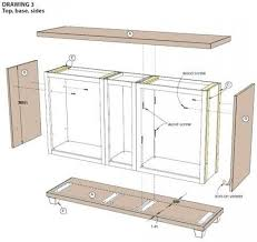 how to make a kitchen island with stock cabinets pin on alaina s house
