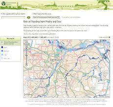 Flood Map Environment Agency Relaunch Flood Maps Birmingham Resilience