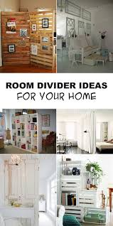 Large Room Divider 10 Room Divider Ideas For Your Home Studio Apartment Divider