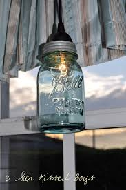 Glass Jar Pendant Light Remodelaholic Mason Jar Pendant Light Tutorial