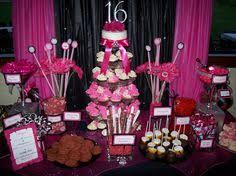 Pink And Black Candy Buffet by Google Image Result For Http Www Blueborrowednew Com Wp Content