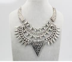 brand necklace aliexpress images High quality2013new fashion jewelry brand luxury sliver chain jpg