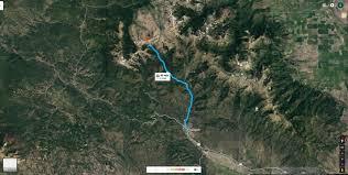 map of oregon gold mines northeast oregon gold mining baker grant counties oregon