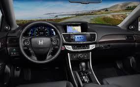 Honda Accord Interior India 2015 Honda Accord Information And Photos Zombiedrive