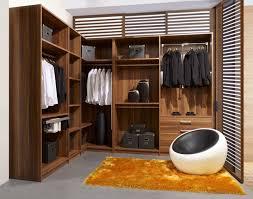 Bedroom Built In Cabinet Design Bedroom Closet Design Red Shelf Display With Built In Bed Brown