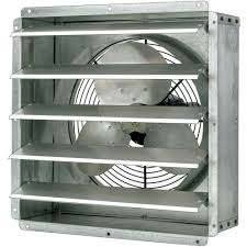 Triangle Fans Direct Drive General Purpose Exhaust Fan — 12in 1