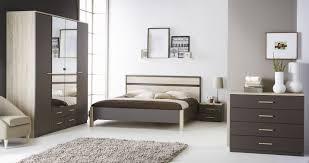 le de chevet chambre chevet contemporain 2 tiroirs chêne brossé lave solena chevet