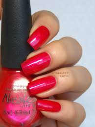 nicole by opi nail polish colors for 2014 review and swatches