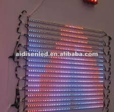 programmable led light strips smd 5050 rgb led rigid strip flashing rgb dance floor dj light dmx