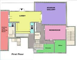 university library floor plan university archives and special collections library maps